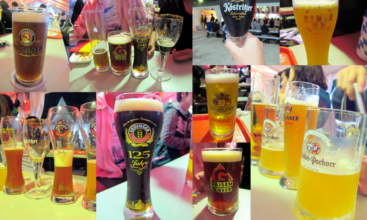 Oktoberfest 2011 in Fukuoka: My Japanese-German party experience