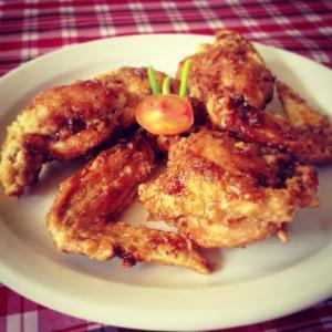 Rustic Avenue's Honey Garlic Chicken