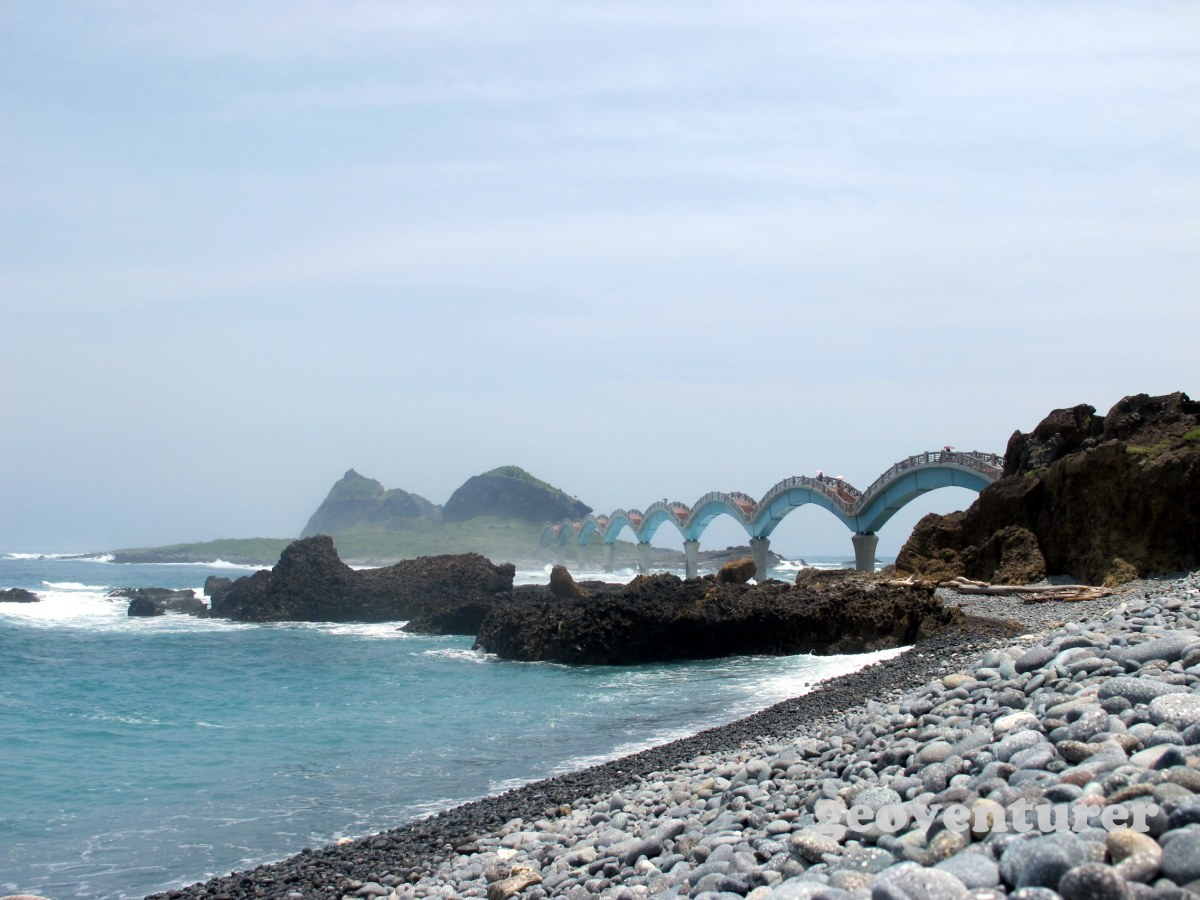 Geotourism at its finest: A fieldtrip along Taiwan's East Coast