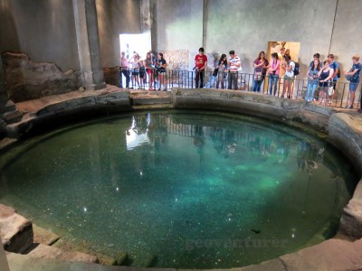 Pool for donations to preserve the Roman Baths
