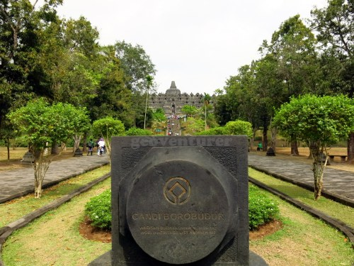 Candi Borobudur: World Heritage Site