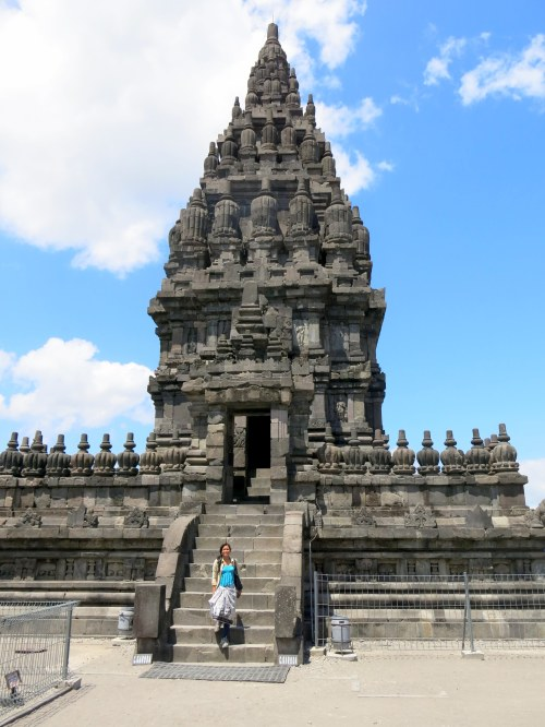 Temple for Garuda