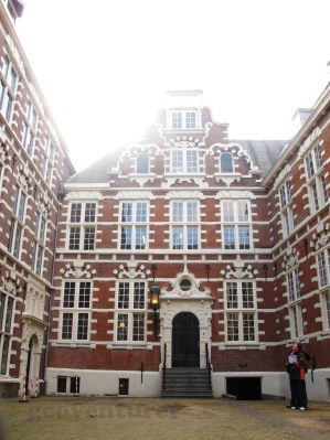 Dutch East India Company headquarters