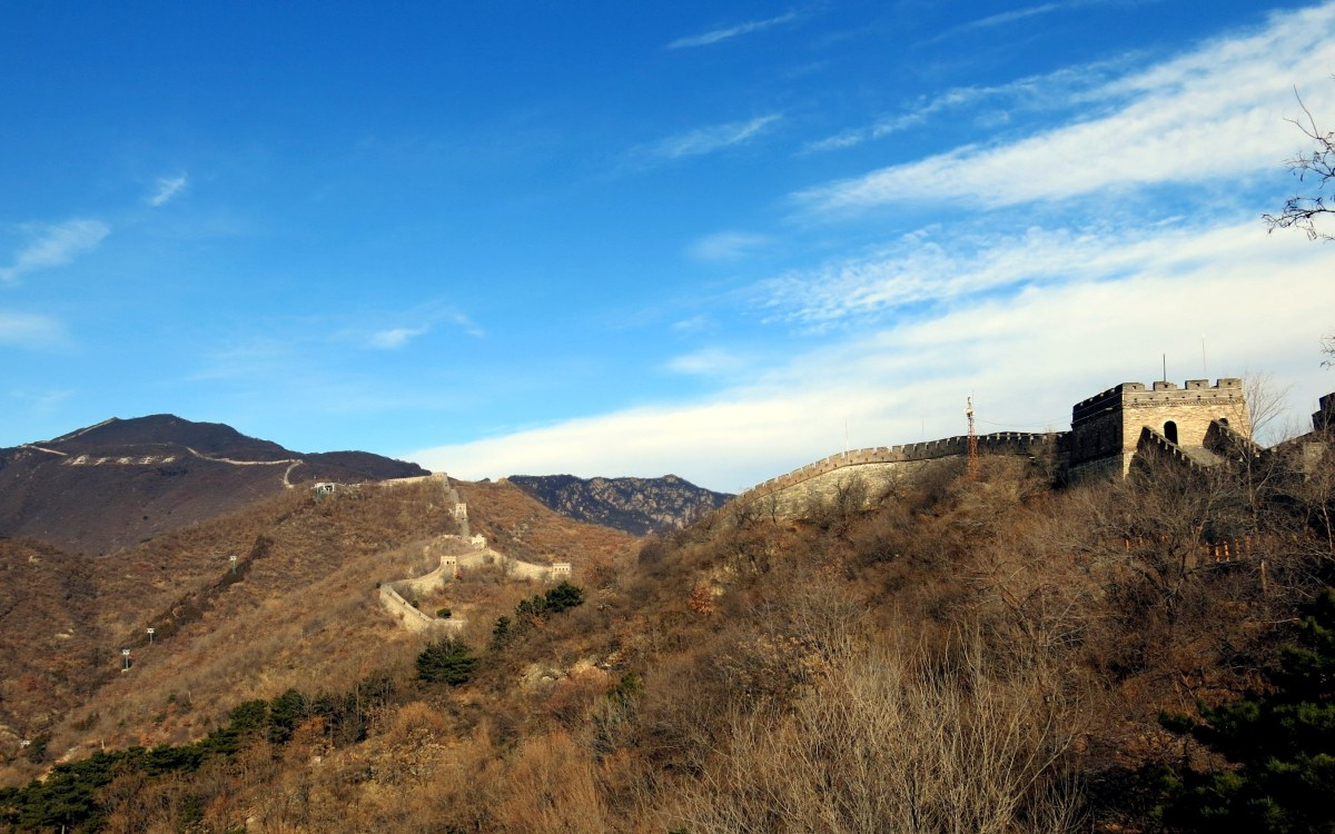 Walking on history lane: Our trip to the Great Wall of China