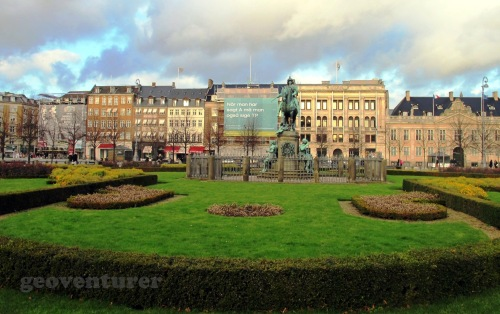 Kongens Nytorv (King's New Square)