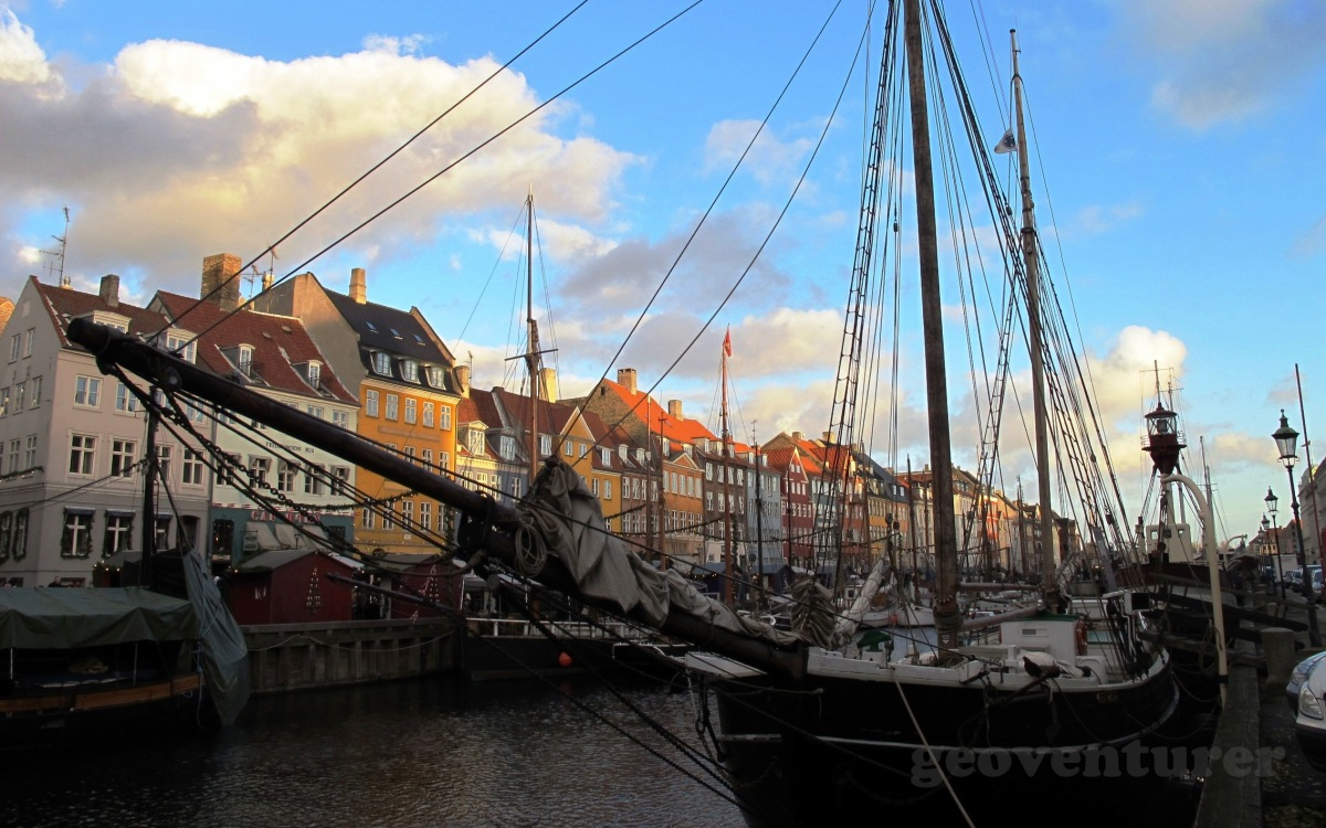 A day in Denmark: Exploring Copenhagen on foot