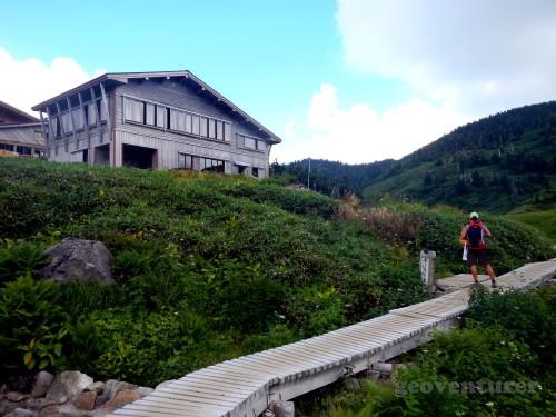 Nanryu sanso hut